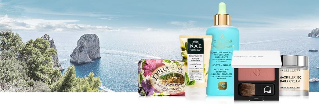 Brand cosmetici italiani