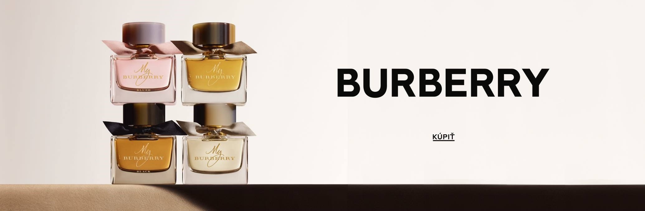 Burberry My Burberry únor 2021