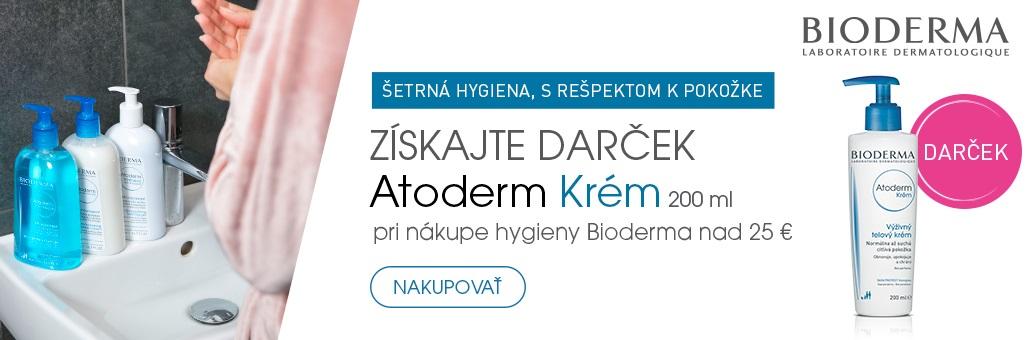 Bioderma akce w15 Hygiena
