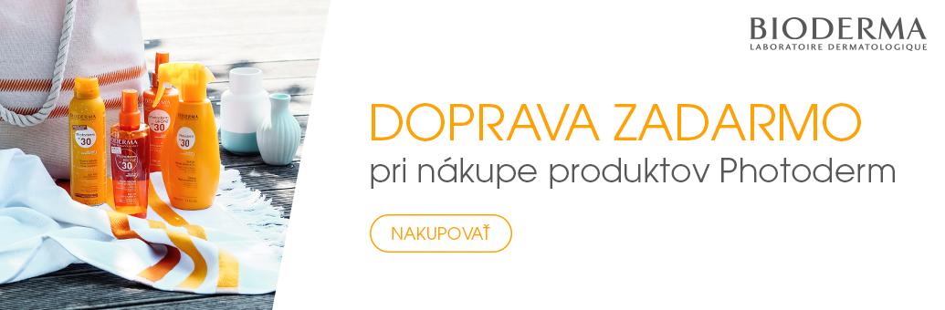 Bioderma Photoderm Doprava zdarma 2020