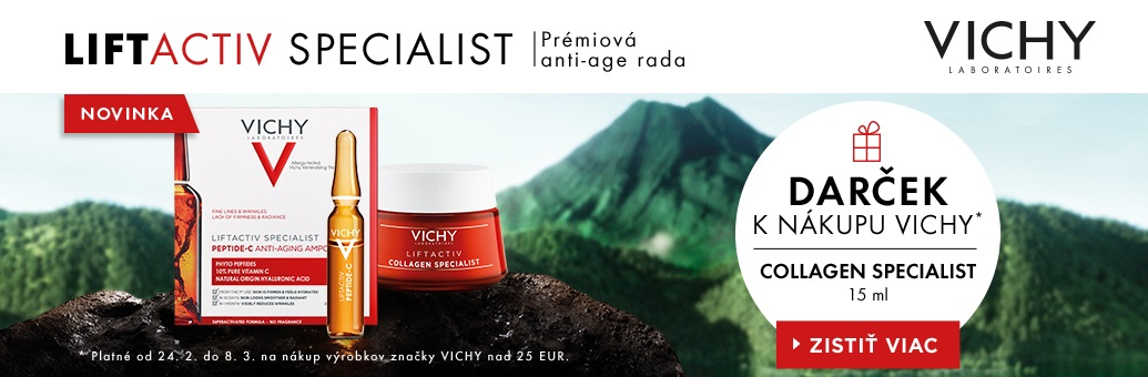 Vichy W9 GWP Collagen Specialist krém 15 ml