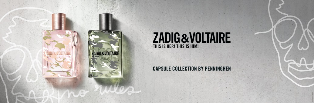 Zadig & Voltaire No Rules Capsule Collection