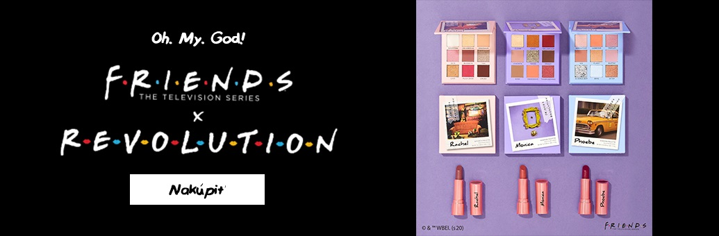 Makeup_Revolution_Friends_Collection_vol.1