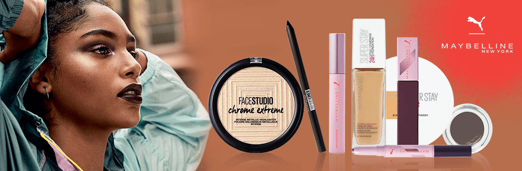Maybelline Brave Look