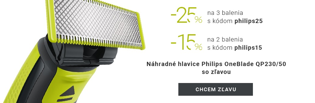 Philips One Blade Heads Discount