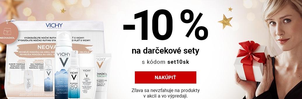 -10% na sety SKIN Dermo