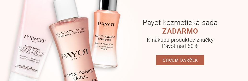 Payot Kosmetická sada zdarma nad 1290,-Kč