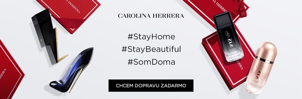 Carolina Herrera Stay Home