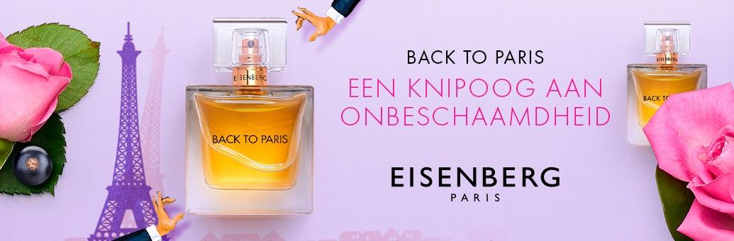 Eisenberg Back To Paris
