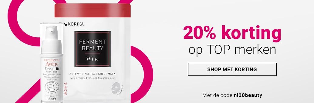 -20% na značky SKIN W4