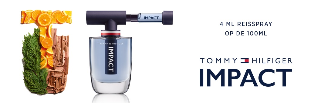 Tommy Hilfiger impact ingredience