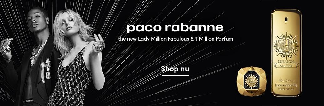 Paco Rabanne Lady Million Fabulous shop