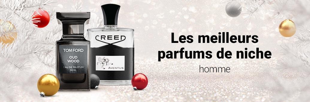 Les meilleurs parfums de niche homme