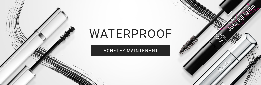mascara waterproof