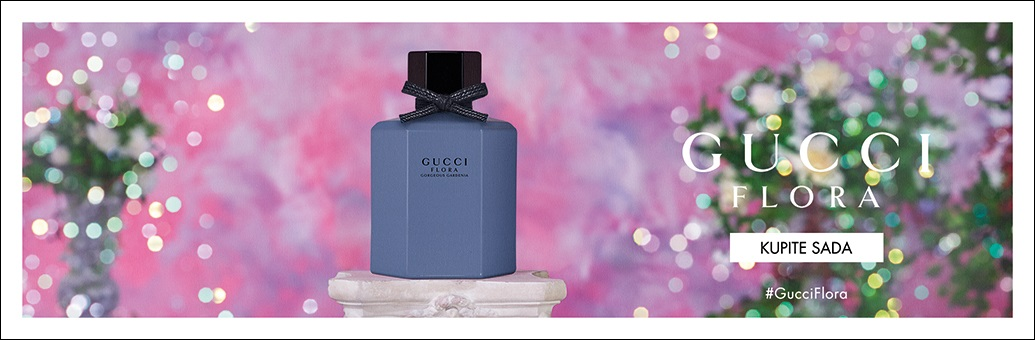 Gucci Flora Gorgeous Gardenia Limited Edition 2020 toaletna voda za žene