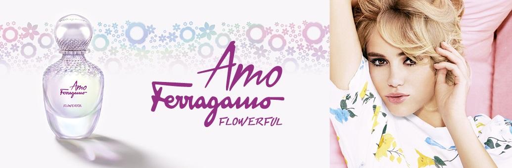 Salvatore Ferragamo Amo Ferragamo Flowerful