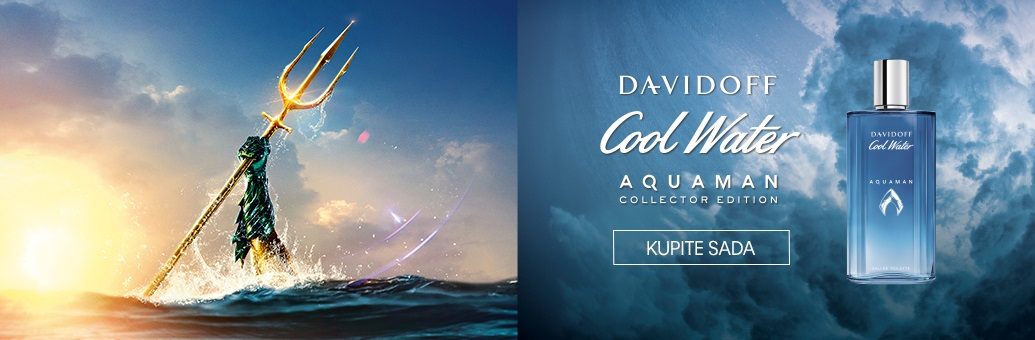 Davidoff Cool Water Aquaman Collector Edition