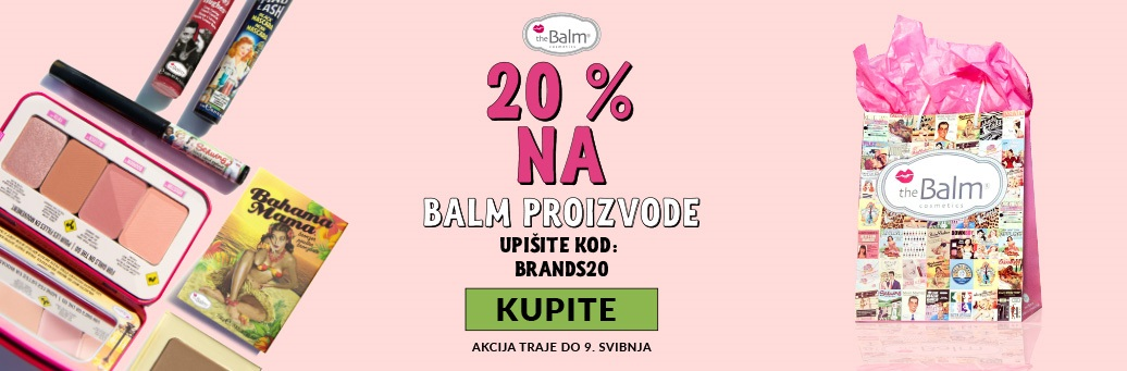theBalm 20%