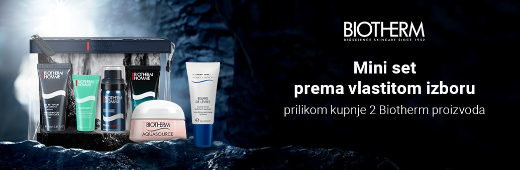 Biotherm Product Lines