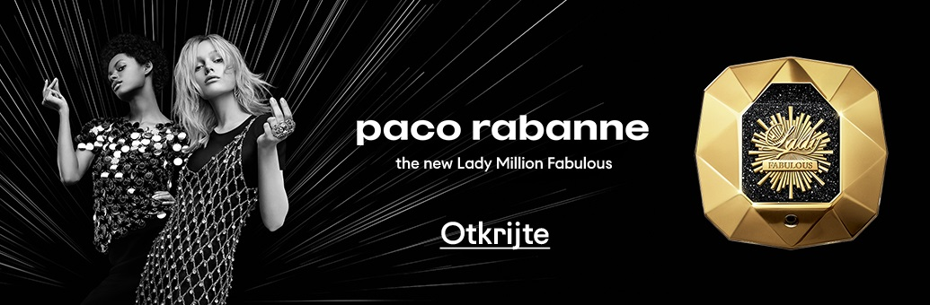 Paco Rabanne Lady Million Fabulous shop