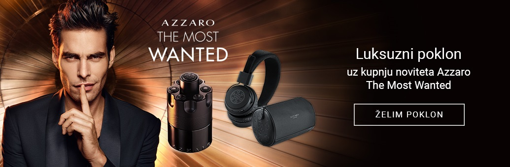 Azzaro The Most Wanted