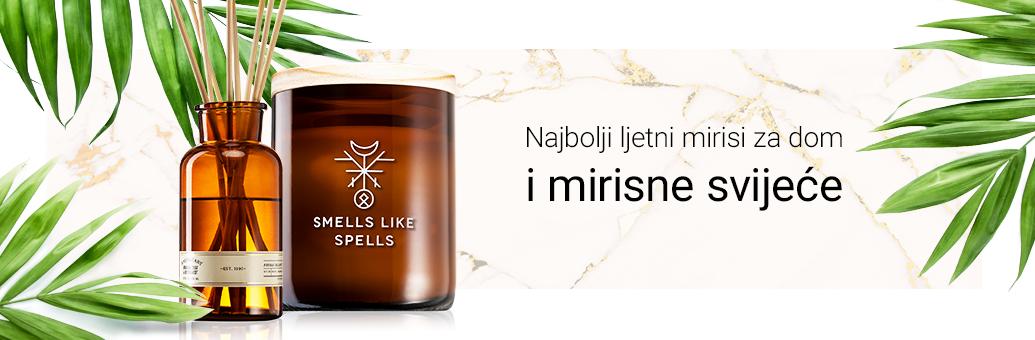Najbolji ljetni mirisi za dom i mirisne svijeće