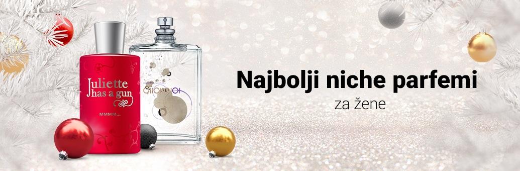 Najbolji niche parfemi za žene