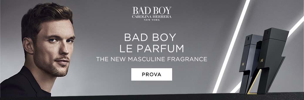 Carolina Herrera Bad Boy Le Parfum Discover