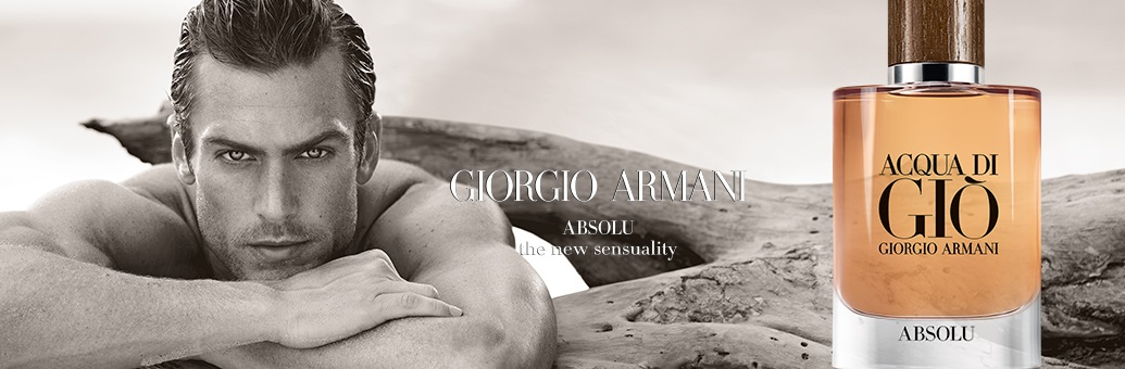 ARMANI Acqua di Gio Absolu Eau de Parfum for Men