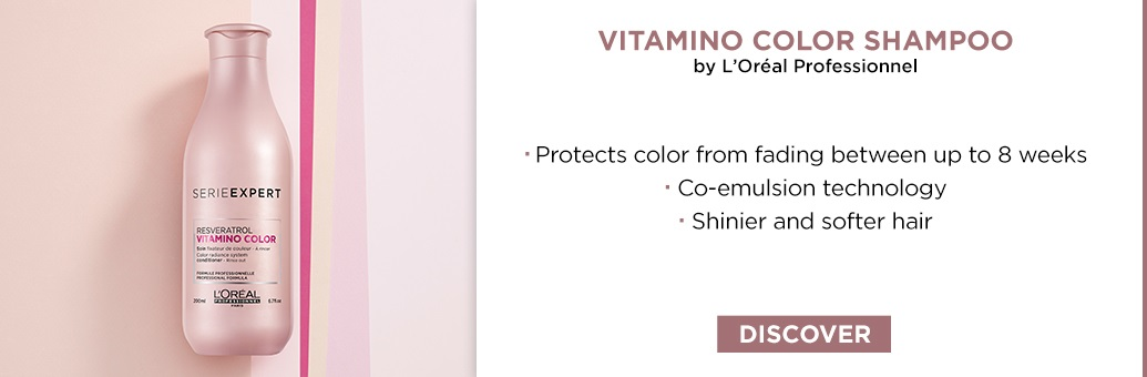 Loreal Professionnel Top 10 - 1 Vitamino Shampoo