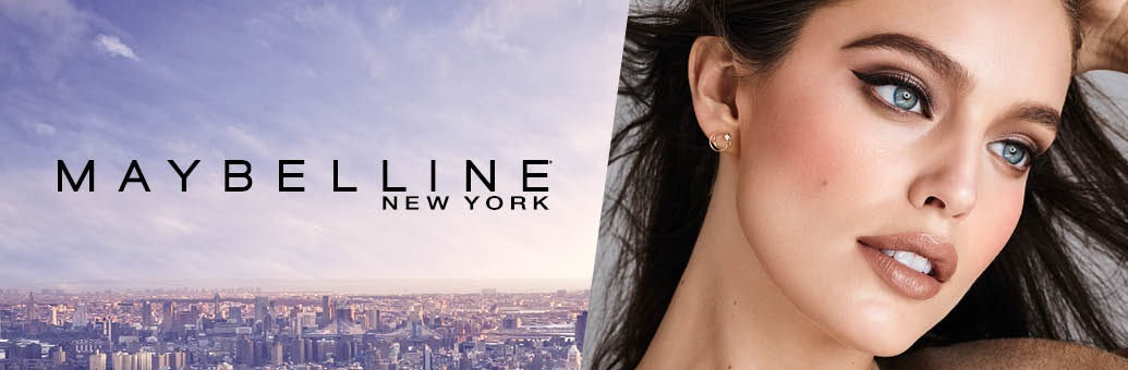 Maybelline header