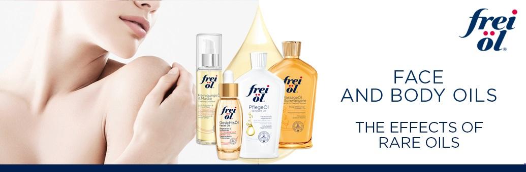 frei öl Face and Body Oils