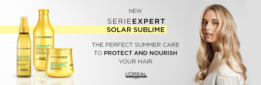 L'ORÉAL PROFESSIONNEL SOLAR SUBLIME GENERAL