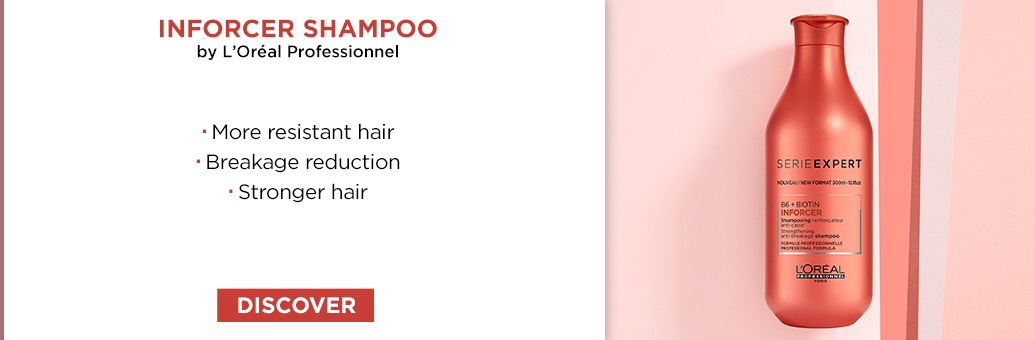 Loreal Professionnel Top 10 - 4 Inforcer Shampoo