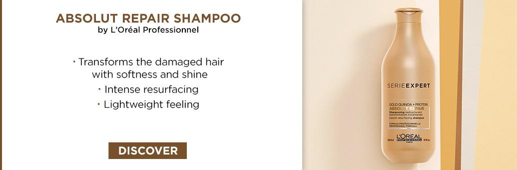 Loreal Professionnel Top 10 - 6 Quinoa Shampoo
