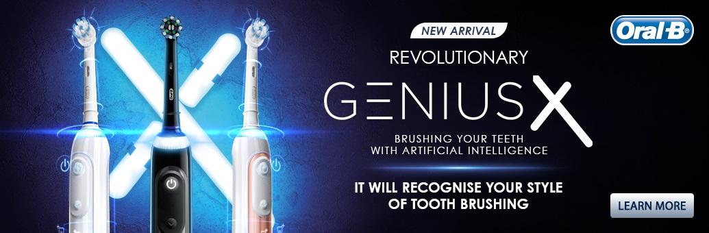 Oral B Genius X