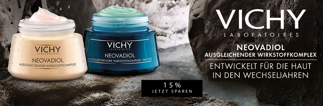 Vichy W22 -15% na Neovadiol