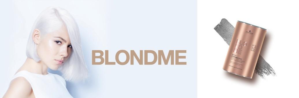schwarzkopf blond me uni