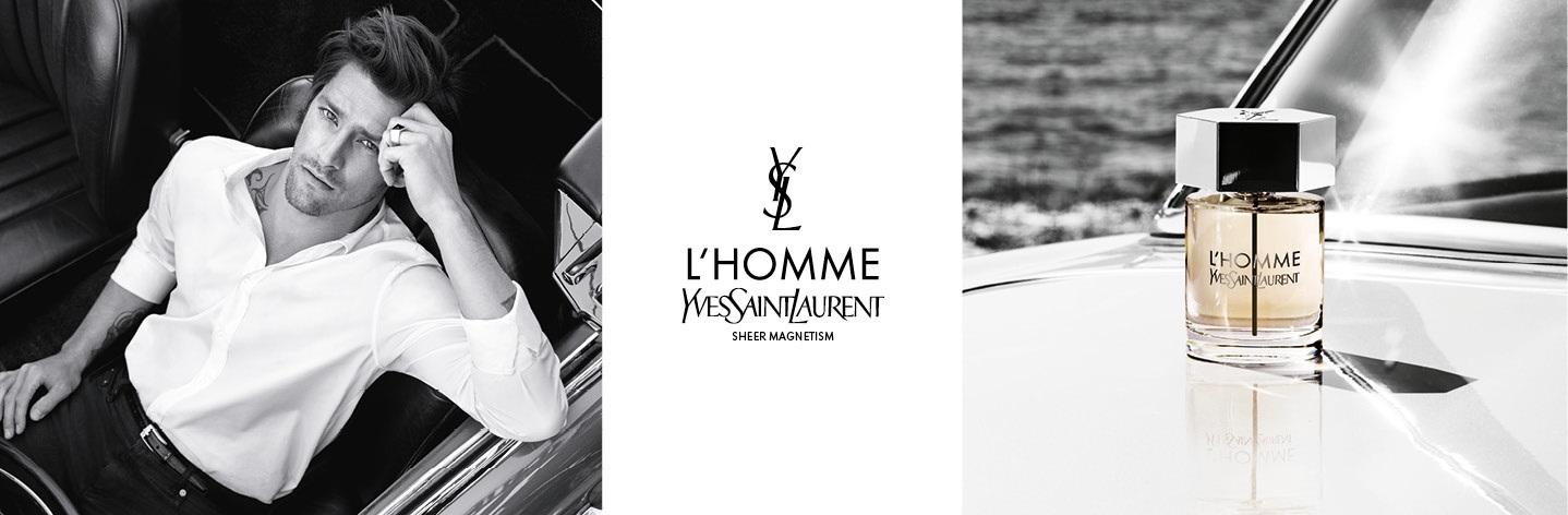 Yves Saint Laurent L'Homme