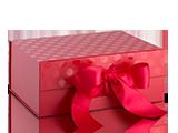 Opakowanie na prezenty gratis