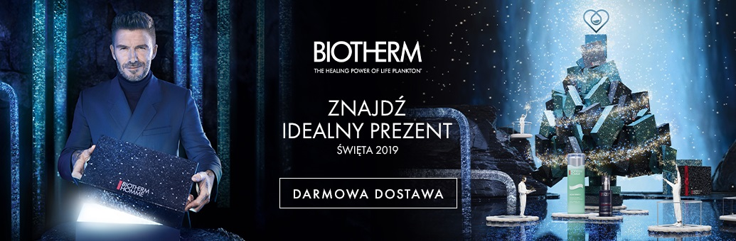 Biotherm Homme Christmas