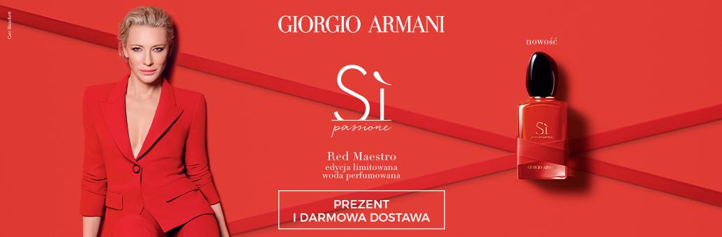 Giorgio Armani Si Collection