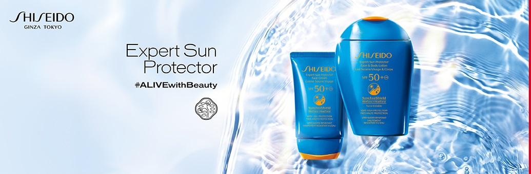 Shiseido Expert Sun Protector