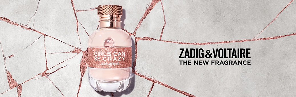 Zadig & Voltaire Girls Can Be Crazy