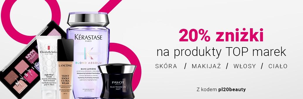 -20% kosmetika
