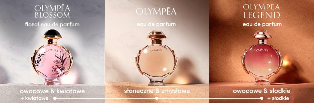 Olympea chart