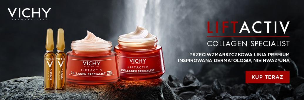 Vichy Collagen Specialist Noční Krém