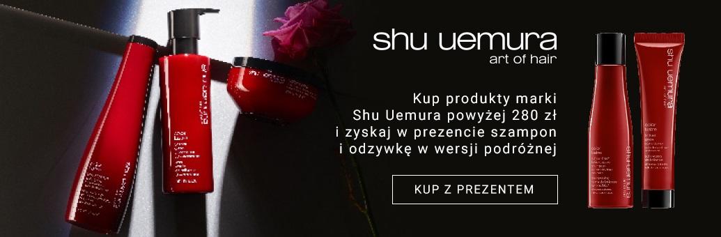 W44 Shu Uemura Color Lustre sha+con GWP 1700kč