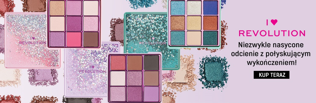 I Heart Revolution Sparkle Palette