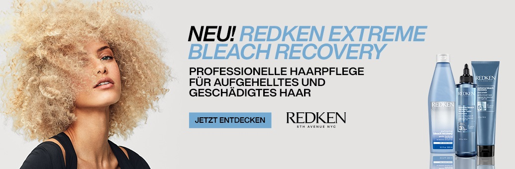 Redken Extreme Bleach Recovery LAUNCH CP 2021